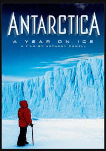 Anarctica: A Year On Ice Movie Cover