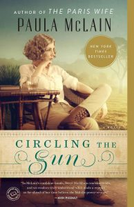 Book Cover Circling The Sun