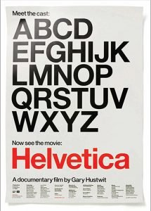 Helvetica The Movie: Cover Image