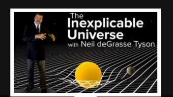 Inexplicable Universe Movie Cover Image