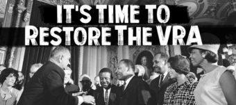 Restore the VRA